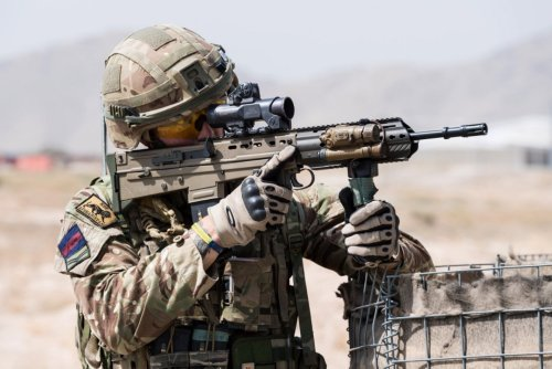The SA80 Wins the Prize of Worst Military Rifle