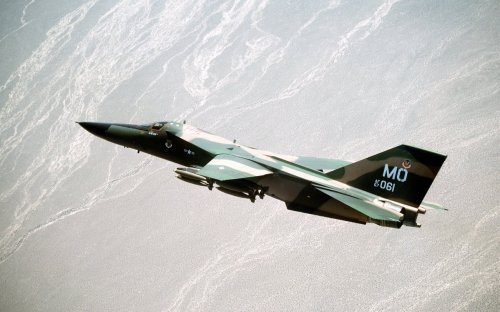 Jet Fighter Assassin: Why the F-111 Aardvark Was a True Legend