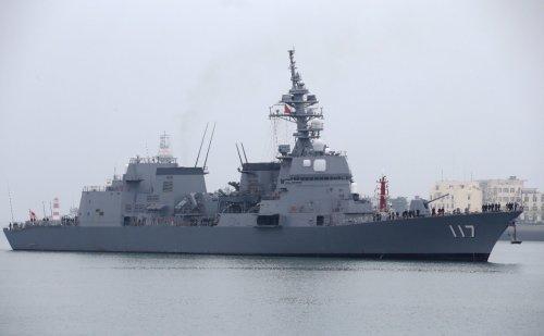 China and North Korea are Driving Japan's Naval Buildup