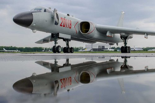 The H6-K Bomber: The Future of China's Power Projection?