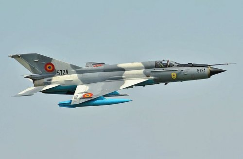 Why Russia's Vintage MiG-21 'Fishbed' Can't Quit