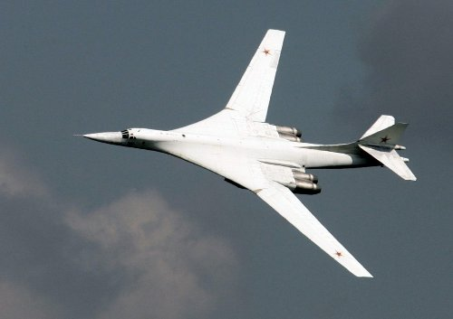 Russia's Tu-160 Doesn't Care About Stealth (It Just Kills Everything)