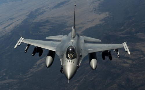 The U.S. Air Force's Plan to Counter Drone Swarms: Laser-Guided Rockets