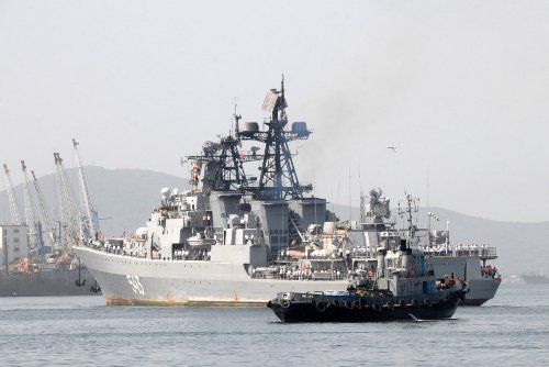 Armed with New Cruise Missiles, this Russian Navy Frigate Is Ready for War