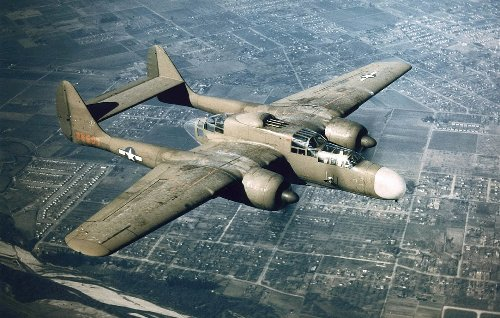The P-61 Black Widow Could Have Been a Killer Night Fighter