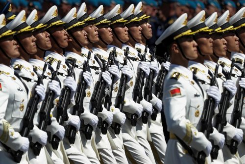Is This the Start of a Russia-China Military Alliance?