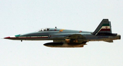 Iran's New-Yet-Not-So-New Jet Fighter (Its a Complete Rip-off)