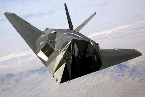 The F-22 Raptor Would Not Exist Without the F-117 Nighthawk