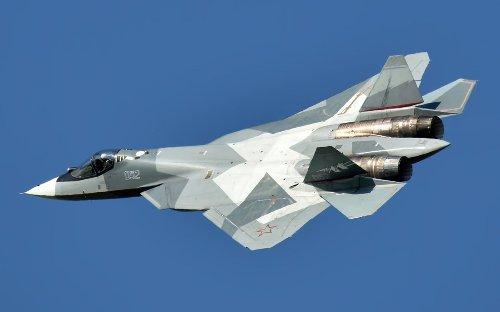 Stealth Fighter Showdown: Russia's Su-57 vs. the F-22 Raptor (Who Wins?)