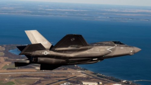 Caught On Tape: This Footage of the F-35 Is Sure to Impress
