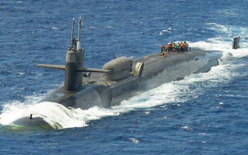 China Has a New Master Plan to Kill U.S. Navy Submarines