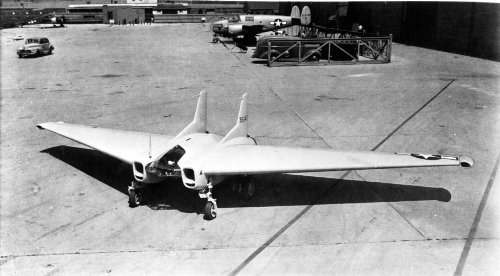 XP-79: Why Shoot At Enemy Bombers When You Can Ram Them?