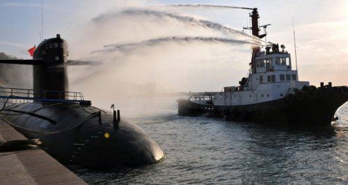 Underwater Dud: China's First Nuclear Submarine Failed Miserably