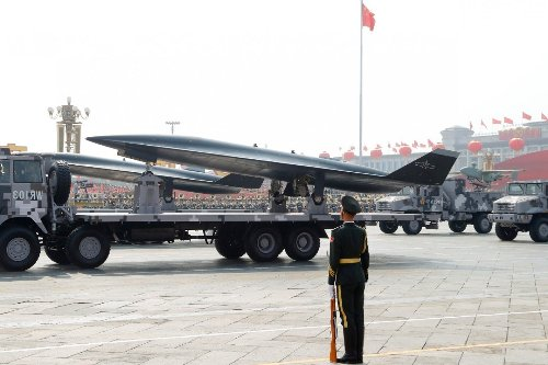 Terrifying: China's Deadly Kamikaze Drone Army Is In the Works