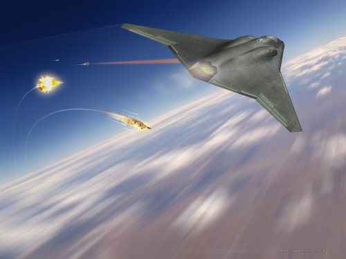 Amazing: DARPA Builds Nuclear-Powered Armed Attack Spacecraft