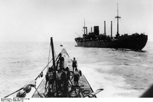 Cutting Off Commerce: How U-Boats Strangled American Supply Efforts