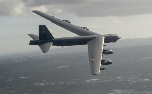You Can't Stop the B-52 Bomber in a War. Period.