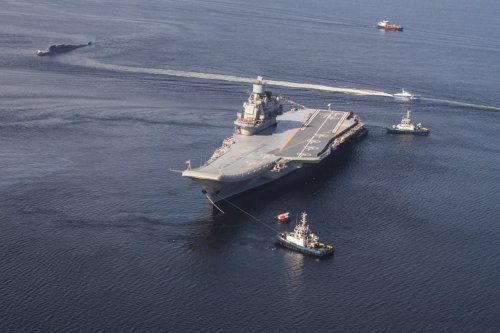 Sorry, Moscow: Russia Will Never Be an Aircraft Carrier Superpower