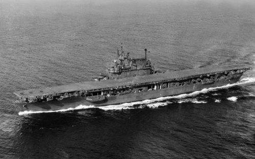 Ultimate Weapons: The 5 Finest Aircraft Carriers Ever To Set Sail