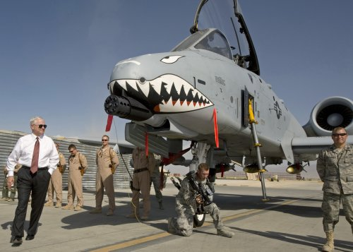 We are Baffled that A-10 Warthogs are Still Flying