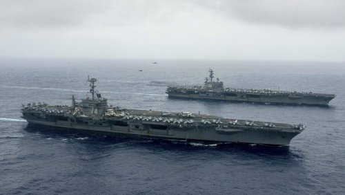 How a Battle Between the U.S. Navy and China Could Play Out