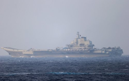 Why Did China Cancel Two of Its Super Aircraft Carriers?