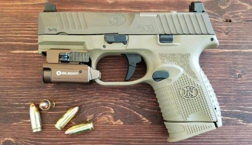 Is the FN 509 Compact MRD the Best Home Defense Handgun?