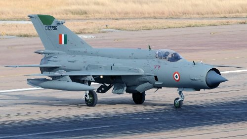 Indian MiG-21s Once Beat American-Built F-104A Starfighters in Combat