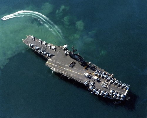 Nuclear Weapons on Aircraft Carriers? The Navy Said Hell No.