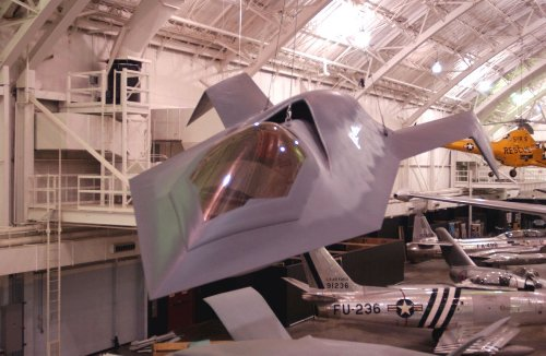 YF-118G Bird of Prey: The Stealth Fighter That Never Was