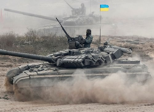 Target Mariupol: The Sea Port in Ukraine Just Beyond Russia's Grasp