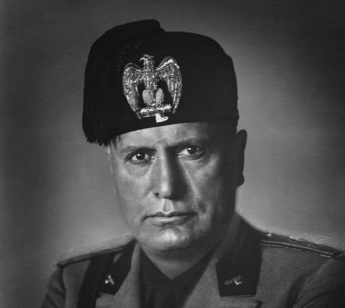 How Mussolini Died