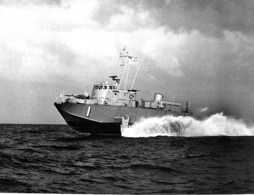 Hydroboats: The Little Crafts the Navy Mysteriously Abandoned