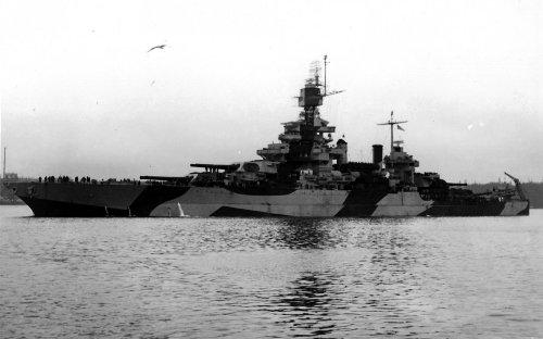 The Battleship USS Maryland Was a True Naval Killer