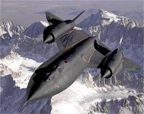 The SR-72 Darkstar: Like the SR-71 But Way Better Armed
