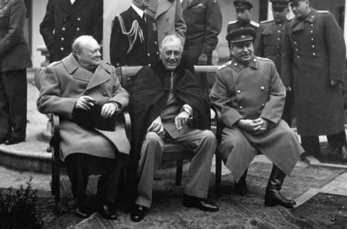 Churchill and Stalin Did Not like Each Other, but Still Had an Uneasy Alliance