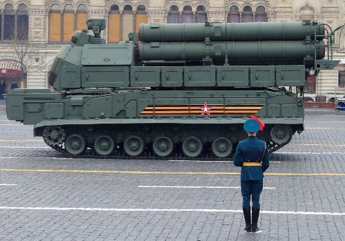 Why Russia's Modern Military Has Eastern Europe So On Edge