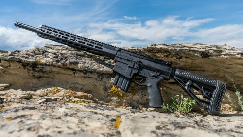 Everyone May Not Like The AR-500 Rifle, But It's A True Monster