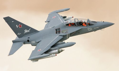 Why Russia's Yak-130 Is More Than a Mere Training Jet