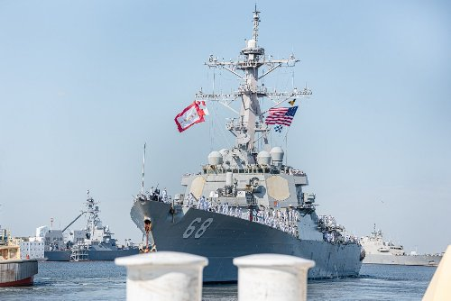 Crewless Warships? DARPA Has an Novel Idea to Grow the U.S. Navy