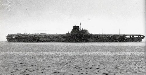 The Sad Tale of the Imperial Japanese Navy's Sinking Shinano