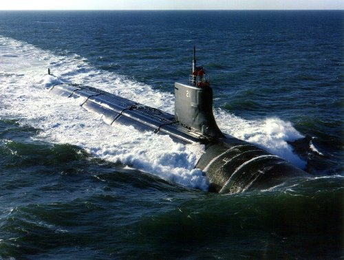 What Was the Navy's Secret Seawolf Submarine Doing Under the Arctic?