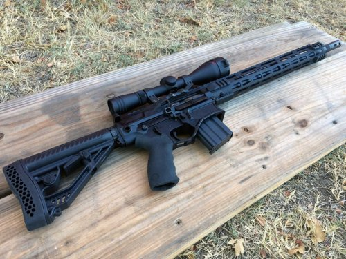The AR-500 Rifle Is Nothing Short of Killer