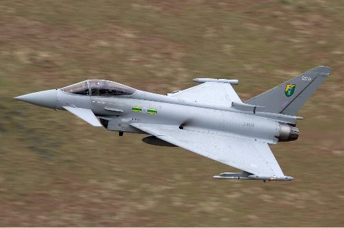 Should Russia Fear the Eurofighter Typhoon?