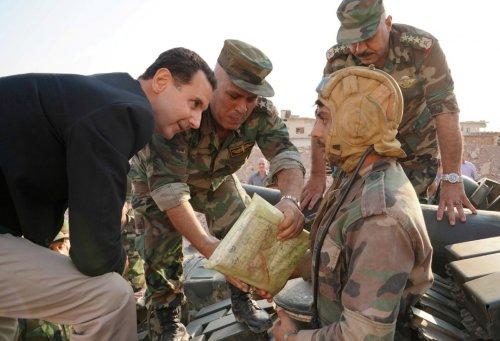 Syrian Militias Promise Reprisals for Israeli Airstrike