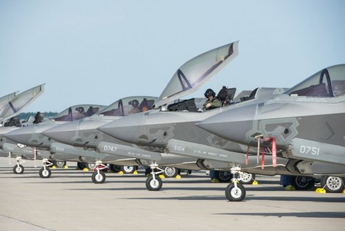 Amen: The Secretary of the Air Force Says the F-35 Is Here to Stay