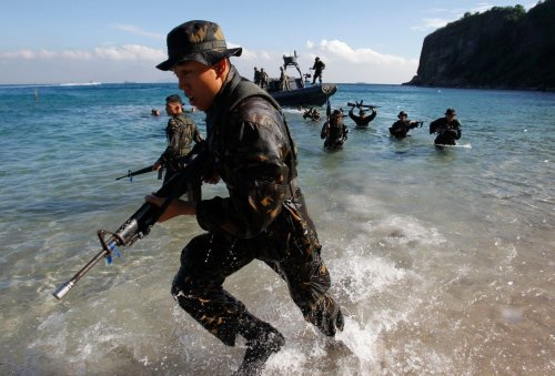 Can China Defend its South China Sea Bases? The Answer Is No.