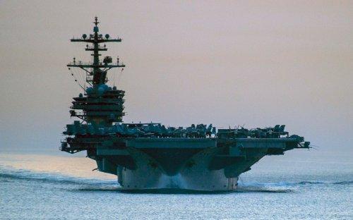 America's Nimitz-Class Aircraft Carriers: Backbone of the U.S. Navy