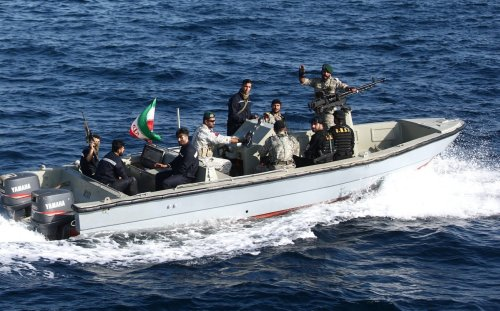This Clever Plan Could Let Iran Control the Persian Gulf