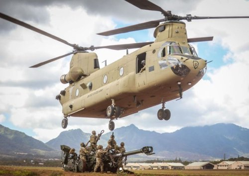 U.S. Think Tank Sounds the Alarm Over U.S. Military's Waning Capabilities